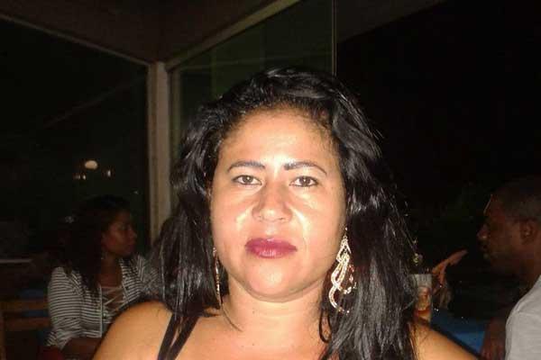 Maria da Paz Silva foi assassinada na av. José Fonseca e Silva (Foto: Reprodução/Facebook)