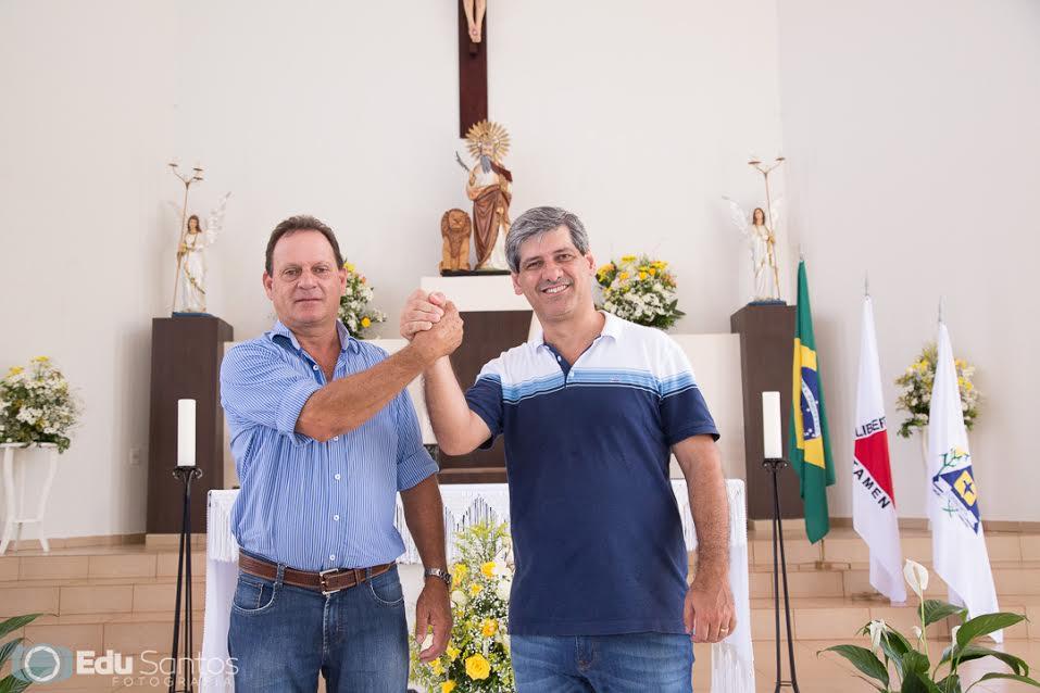 (Esq)  Sidinei Pombo e Wender Luciano