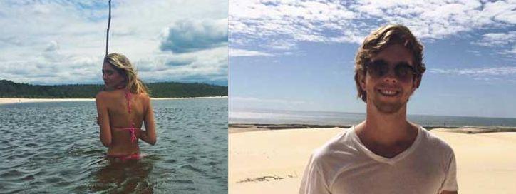 Filhos do ex-deputado Eduardo Cunha / Reprodução: Instagran e Facebook