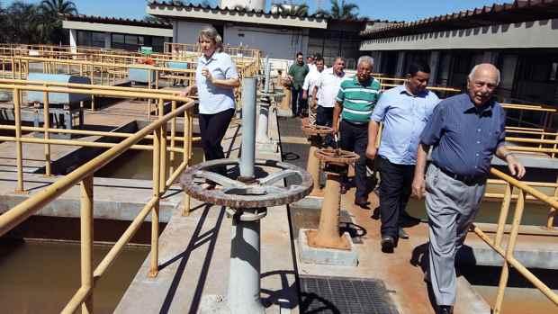 Saneamento é prioridade da nova administração da Prefeitura Municipal de Ituiutaba