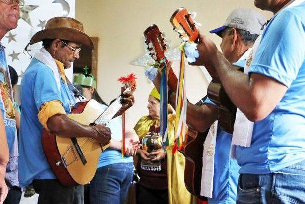 Uberaba tem o maior número de Folia de Reis (Foto: Fundação Cultural de Uberaba/Divulgação)