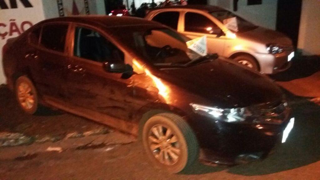 Veículo foi recuperado / Foto: PMMG
