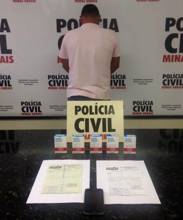 Roberto Rodrigues da Silva / Foto: PCMG