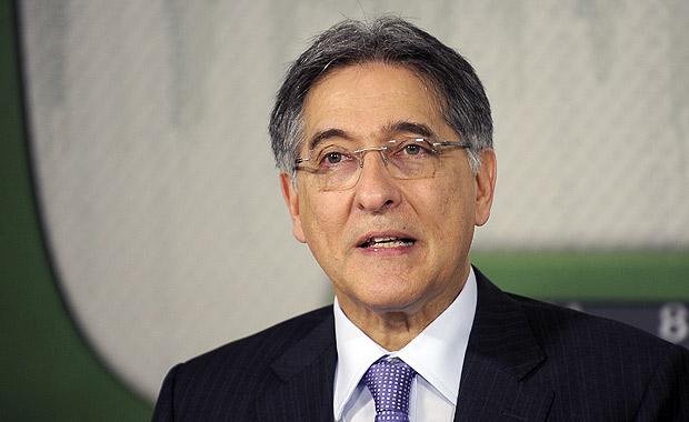 O governador de Minas Gerais, Fernando Pimentel (PT) | Elza Fiuza/Agência Brasil