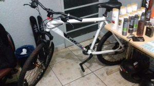 trafico de drogas ituiutaba - bicicleta
