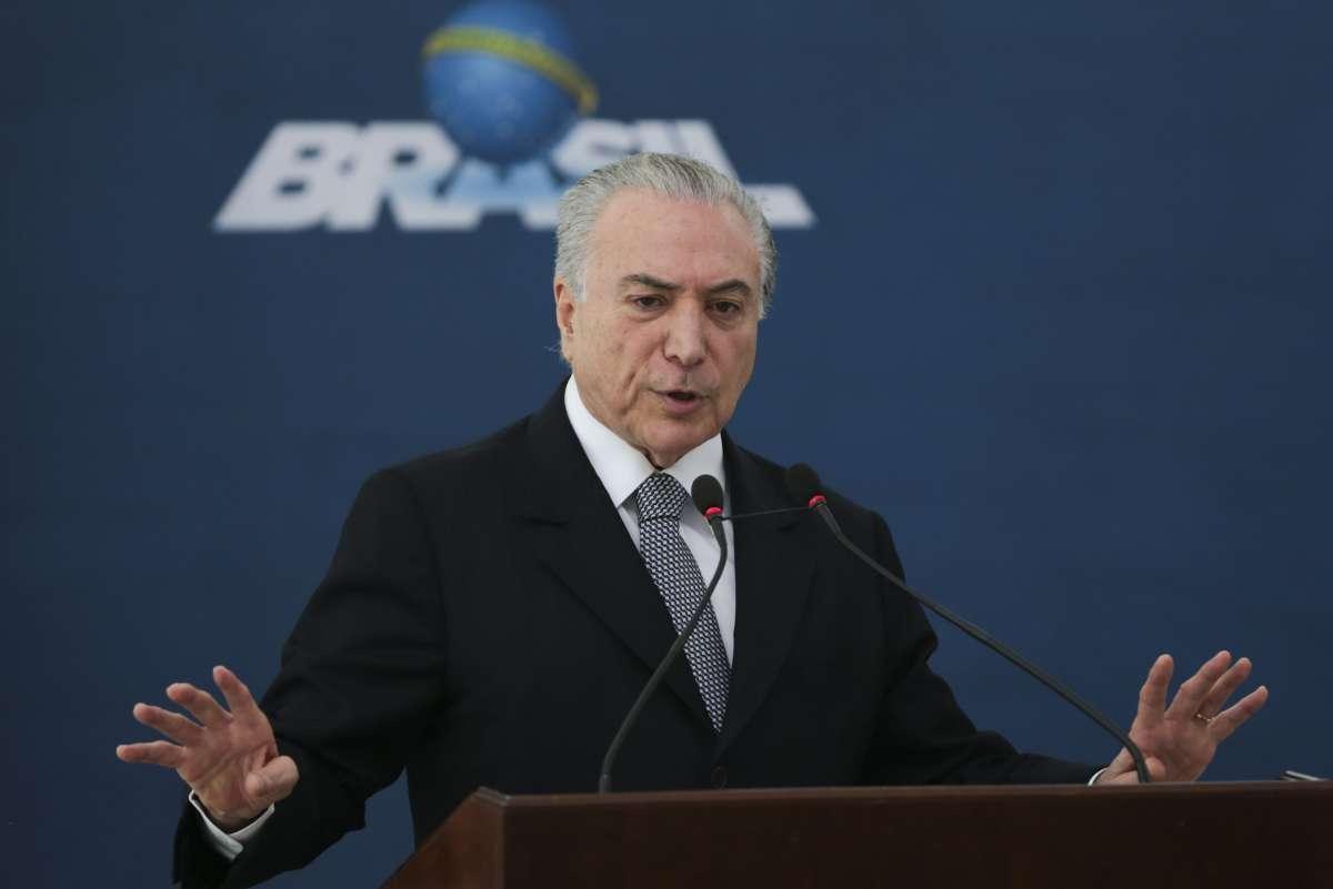 Michel Temer / (foto: Agência Brasil)