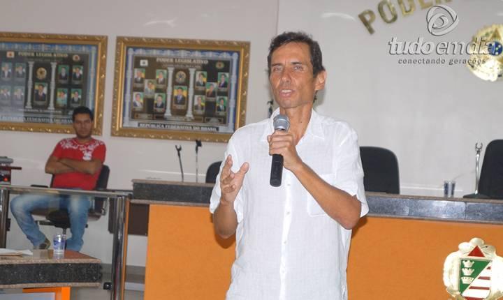 Frederico Melo / Foto: Paulo Braga