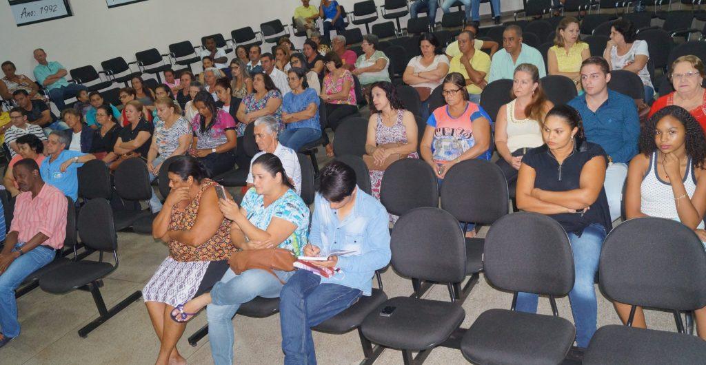 Cidadãos compareceram ao Legislativo para acompanhar a votação o Projeto de Lei / Foto: Paulo Braga
