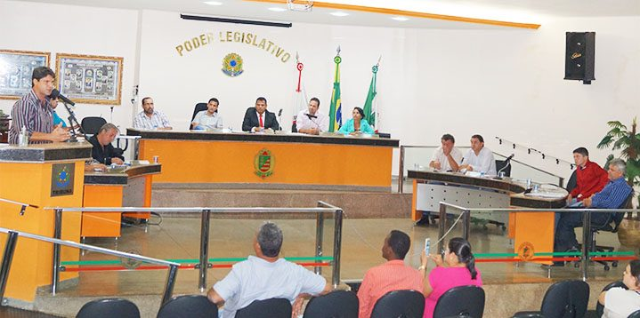 Câmara Municipal de Capinópolis / 20 de Março de 2017 | Foto: Paulo Braga