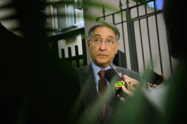 Pimentel já foi denunciado pelo Ministério Público na Operação Acrônimo / fonte: Fernando Frazão/Agência Brasil