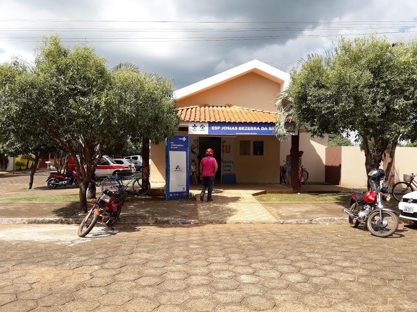 Atenção primária reforçada em Ipiaçu