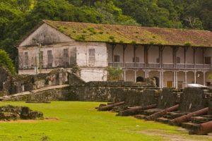 Falta de conservação ameaça a história do Panamá