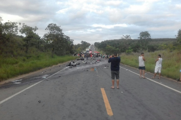 Acidente em rodovia mineira deixa 13 mortos e 39 feridos