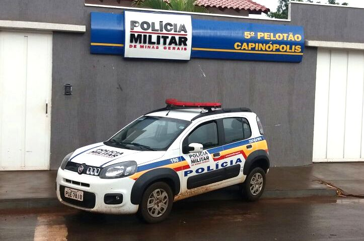 5º Pelotão PM de Capinópolis