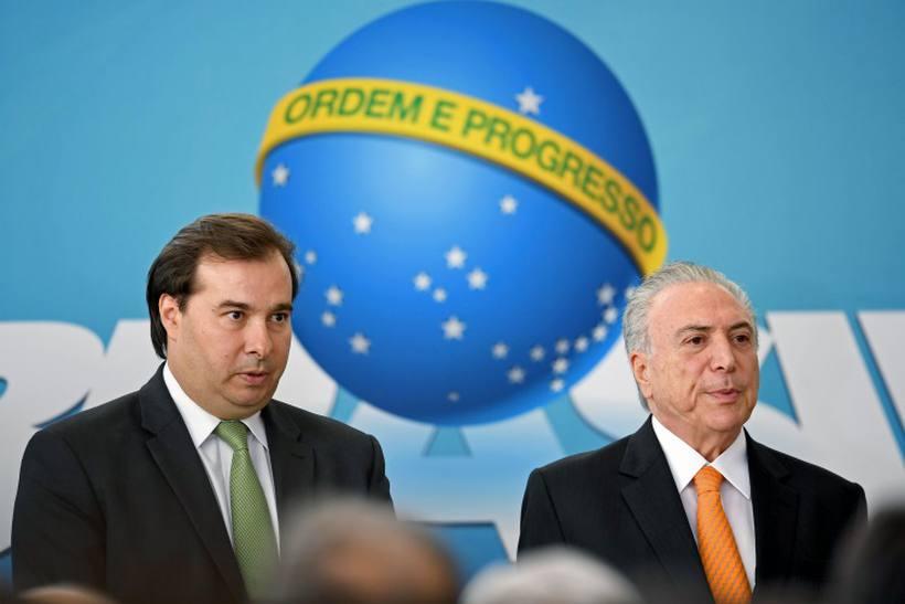 Presidente Temer fala sobre pedido de intervenção federal na segurança do RJ