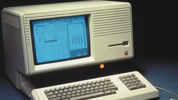 O Apple Lisa acabou sendo um fracasso comercial