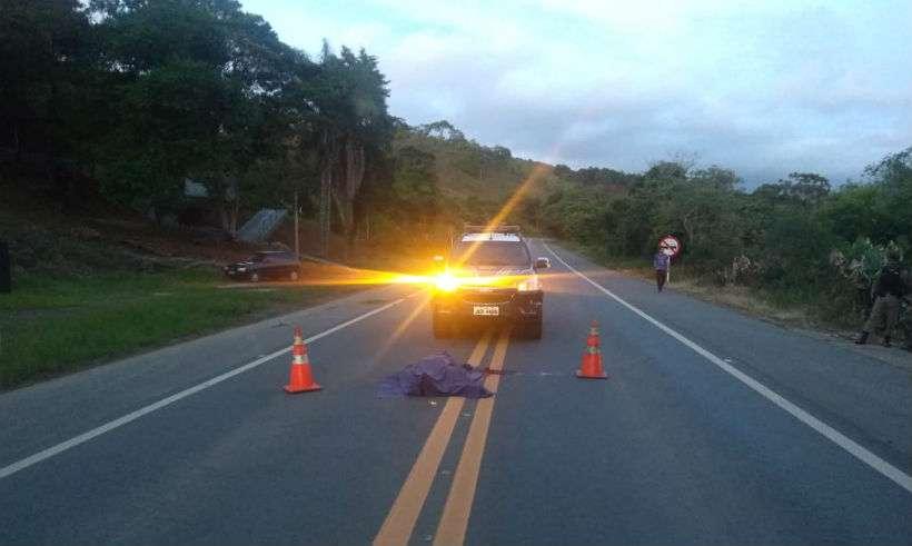 Motivação do crime ainda é desconhecida (foto: Polícia Rodoviária Federal (PRF) / Divulgação)
