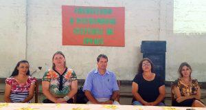 Ipiaçu realizou no sábado seminário sobre Patrimônio Cultural