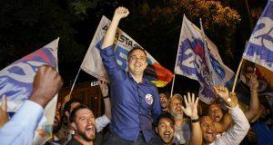 Rodrigo Pacheco (DEM) é eleito Senador por MG