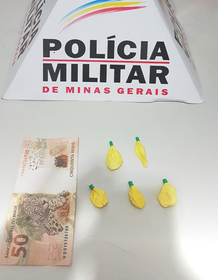 (Foto: PMMG/Divulgação)