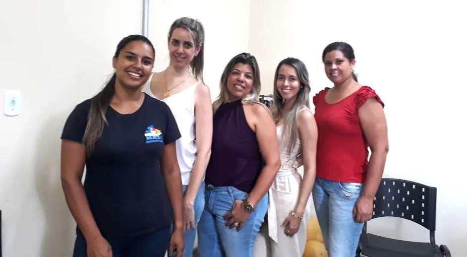 Assistentes sociais e NASF se reuniram para dar início às reuniões de rede