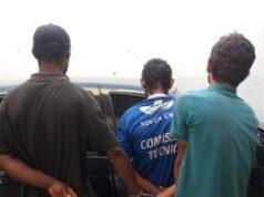 Suspeitos foram presos em Monte Alegre de Minas