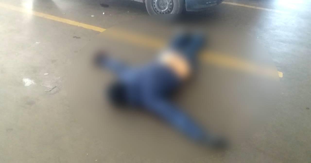 Um assaltante morreu durante troca de tiros com os vigilantes (Foto/reprodução)