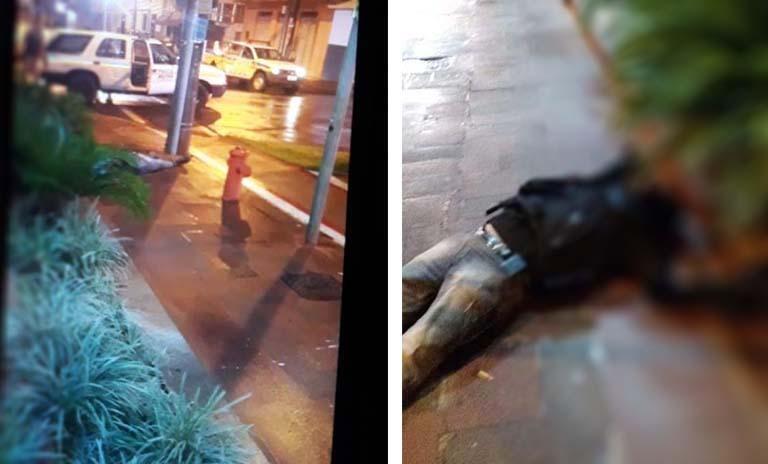 Dois assaltantes morrem durante troca de tiros com a PM em Frutal
