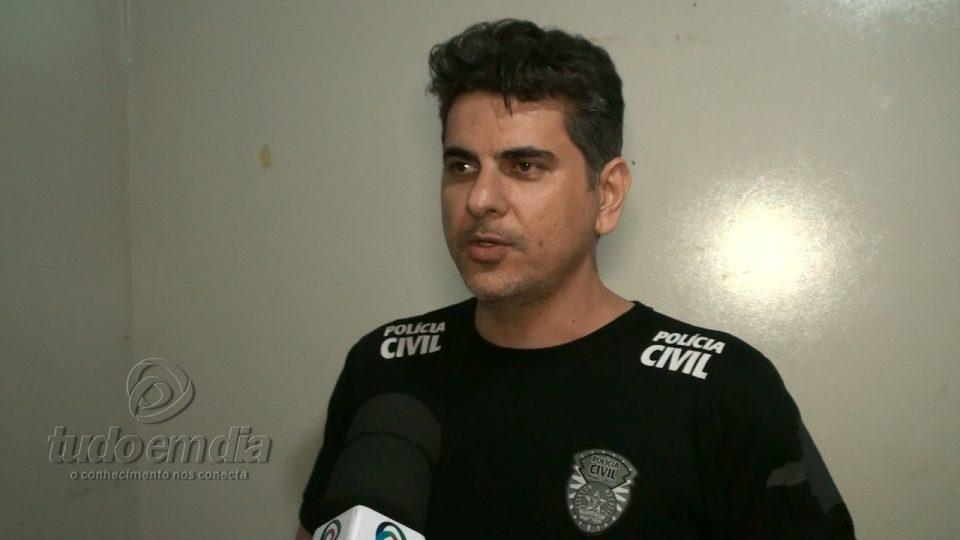 Delegado de Polícia Civil, Cleiton Viana (Foto: Tudo Em Dia)