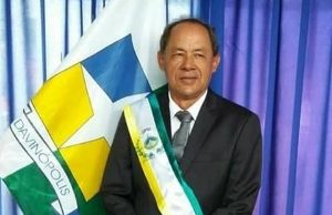 Ivanildo Paiva, prefeito de Davinópolis, interior do Maranhão, assassinado neste domingo (11)