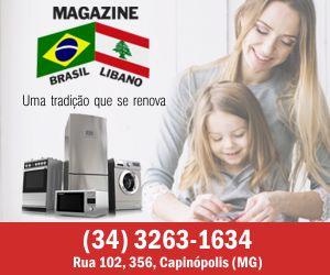 Magazine Brasil Líbano Dia dos Pais