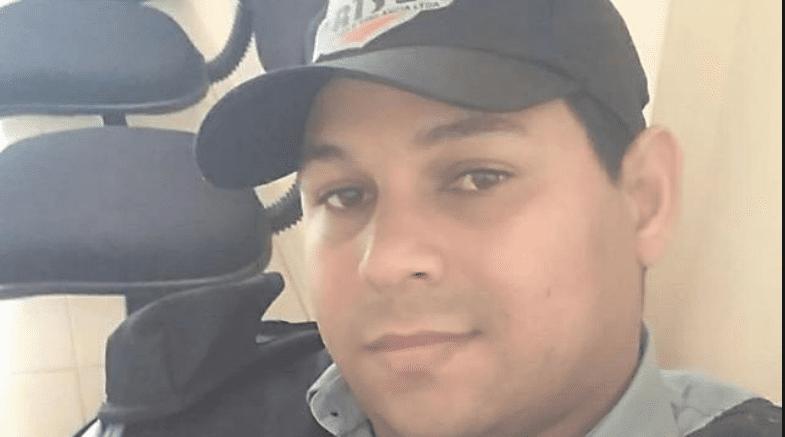 O vigilante Wallas Gomes de Lima, 27 anos