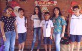 Alunos e professoras da Escola Governador Juscelino comemoraram o resultado