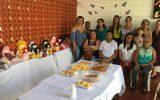 Concluída oficina de bonecas no CRAS em Capinópolis (Foto: Divulgação)