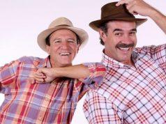 Nilton Pinto e Tom Carvalho (Foto: Divulgação)