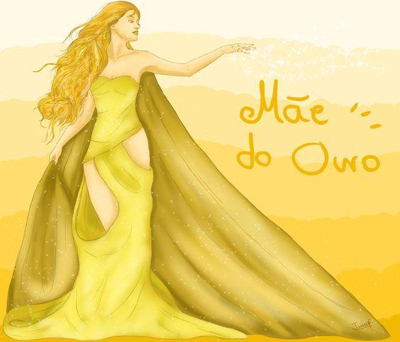 Mãe do Ouro (Foto: Reprodução)