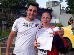 Silvano Rogério Weber deixou a cadeia no final da tarde (Foto: Flávia Barros – Banda B)