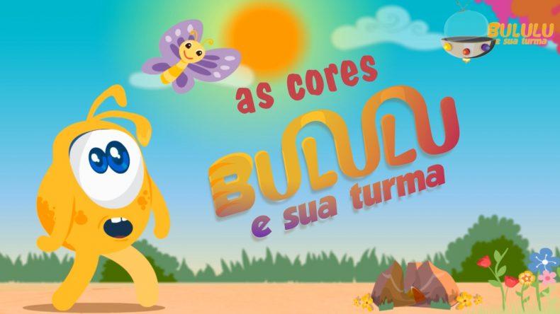 Bululu aprende as cores primárias (Imagem: Tudo Em Dia)