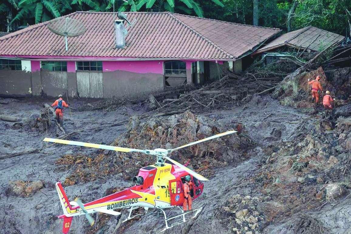 Alerta. Situação é mais grave para 48 municípios mineiros, pois neles estão localizadas 162 estruturas com alto potencial de dano ambiental