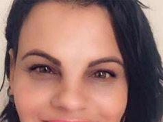Milena era fisioterapeuta e cantora. Ela deixa cinco filhas (foto: Reprodução da internet/Facebook)