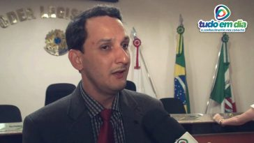 Luciano Batista Belchior (MDB) — (Foto: Paulo Braga/Tudo Em Dia)