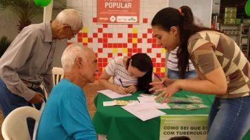 Março Verde: Capinópolis veste a camisa na luta contra a Tuberculose