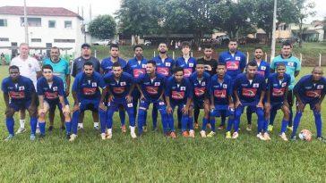 Equipe de Capinópolis (Foto: Divulgação)
