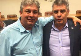 Vice-governador de Minas diz a Léo que o recursos serão liberados em parcelas