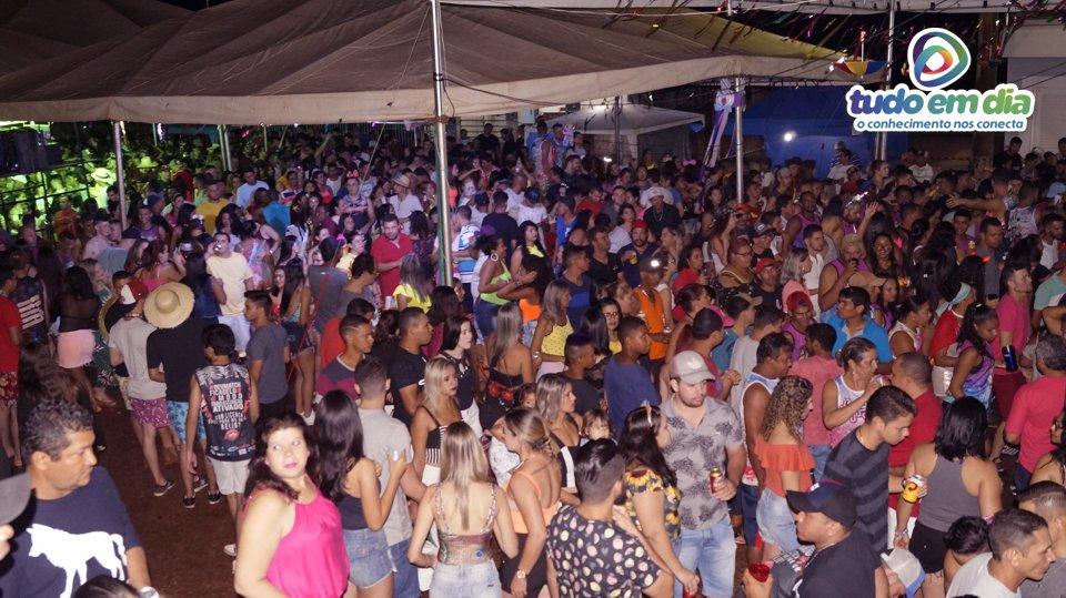 Segunda noite do 'Capim Folia' (Foto: Paulo Braga/Tudo Em Dia)