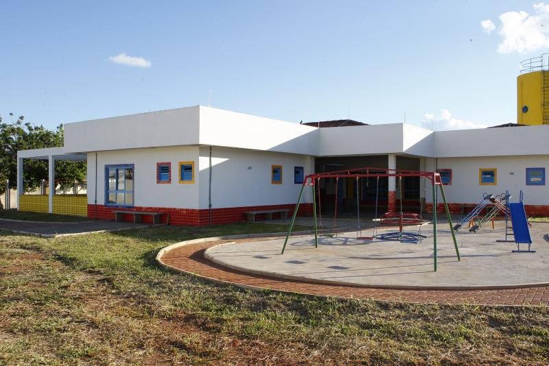 Centro Educacional Crescer 4 (Foto: Ascom)