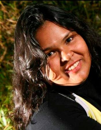 Iraniz de Fátima Severino morreu no acidente (Foto: WA Mídia)