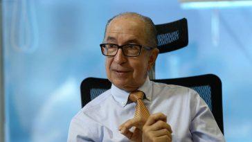 O secretário da Receita Federal, Marcos Cintra, que nega que a CP (Contribuição Previdenciária) seja uma CPMF disfarçada - Pedro Ladeira/Folhapress