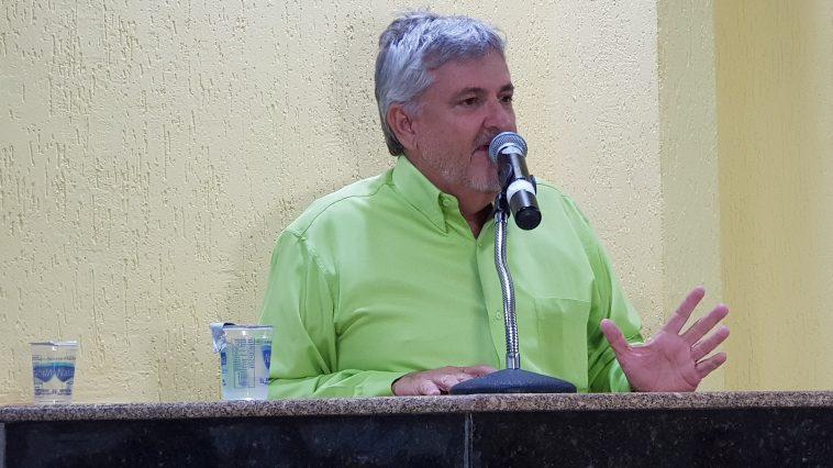 Bernaldo Evaristo Cabral (Foto: Paulo Braga/Tudo Em Dia)
