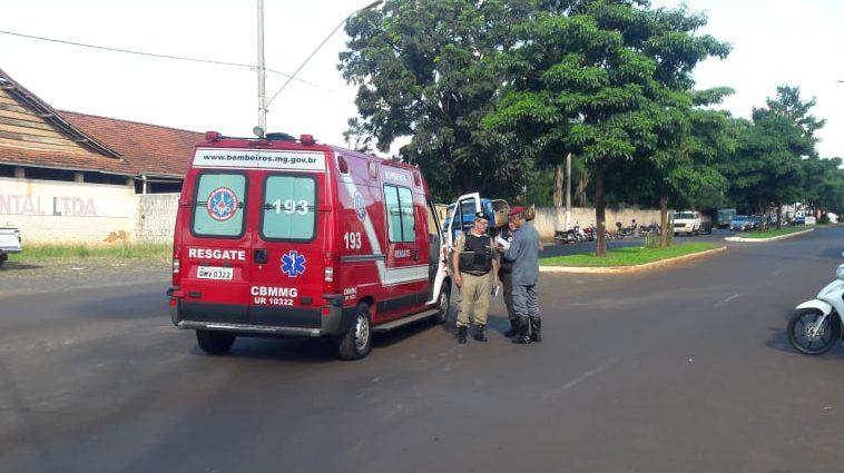 Foto: Bombeiros/Divulgação